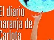 "diario naranja Carlota"""