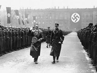 Proclamación del Führer para el Nuevo Año 1942 - 01/01/1942.