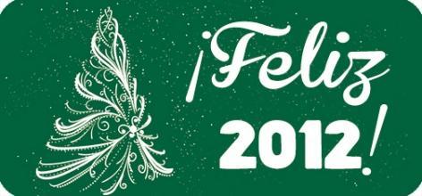 ¡Feliz 2012!