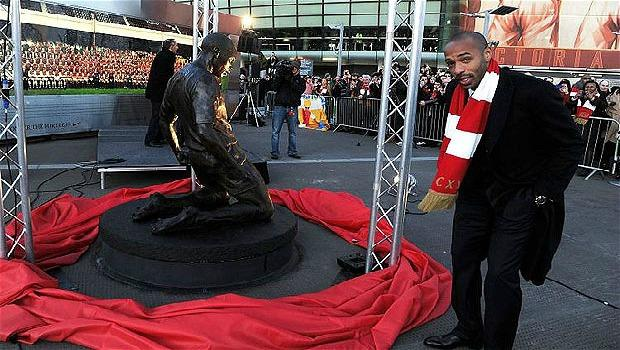 Henry y Arsenal: Amor eterno