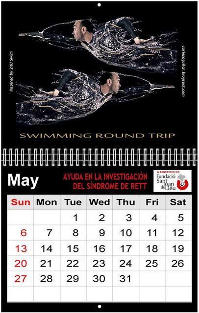 Breaking Down Limits presenta el Calendario 2012 - PhotoSport Gallery a beneficio de la Fundació Sant Joan de Déu para la ayuda en la investigación del Síndrome de Rett - Quinta entrega: Mayo 2012