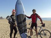 Xmas Surfing...!!! Stand Surf When mountain shake hands.... Cuando montaña mano.... Training three last days: Swim-- Entreno tres últimos días: Natación