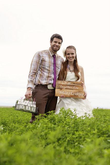 Empezamos el año... ¡una boda real que es la leche!