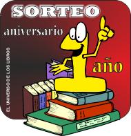 Sorteo Aniversario de El Universo de los Libros