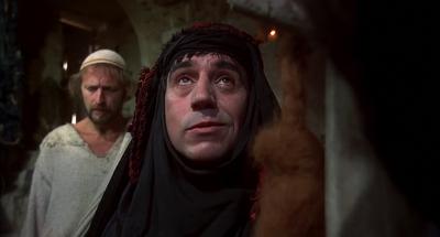 CINEFÓRUM DE SOBREMESA (porque el cine nos alimenta...)Hoy: La vida de Brian, (Terry Jones, 1979)