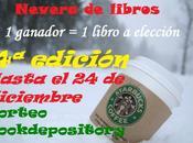 Sorteo internacional blog Nevera Libros