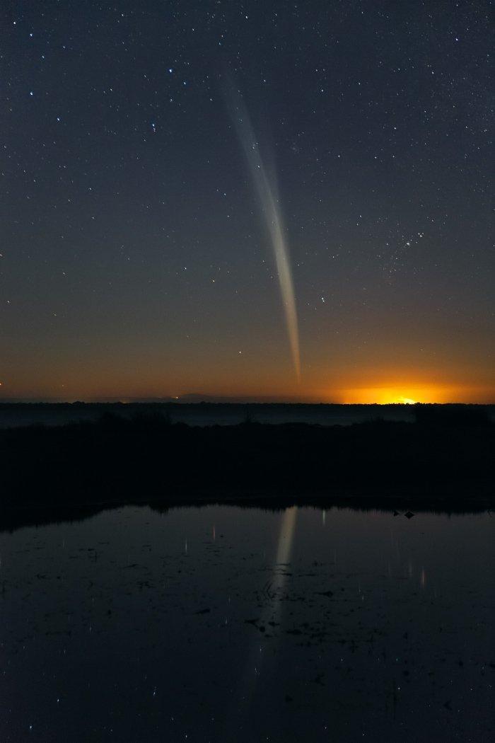 El sorprendente cometa Lovejoy