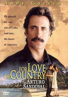 Cine y Jazz, imprescindibles: For Love or Country: The Arturo Sandoval Story (2000)