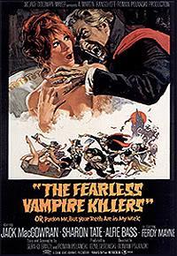 Afiche de La Danza de los Vampiros