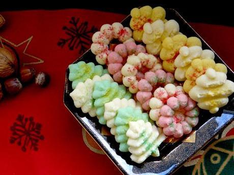galletitas navideñas para compartir
