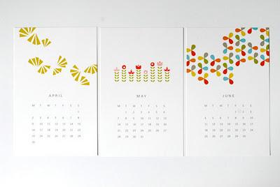 Calendarios de pared
