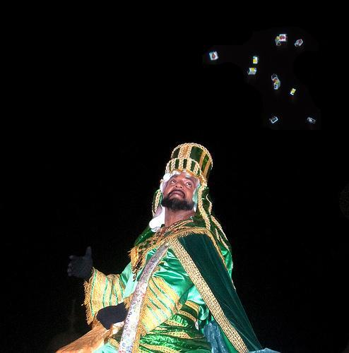 Cabalgata de Reyes 2012: Valencia, Granada, Gijón y Murcia