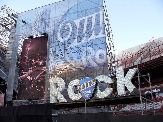 Festivales de música en Latinoamérica 2012: Quilmes Rock y Lollapalooza Chile