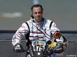 El argentino Jorge Andrés Martínez Boero primera víctima mortal en el Dakar 2012.