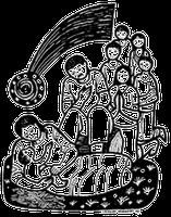 EVANGELIO EN IMAGEN Y CÓMIC: NAVIDAD (25 DE DICIEMBRE DEL 2011)