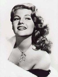 La sensualidad de un guante, Rita Hayworth (1918-1987)