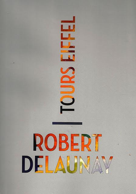 Robert Delaunay, Tours Eiffel de Manuel Barbié-Nogaret