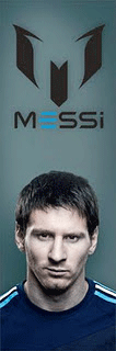 Lionel Messi de cosecha