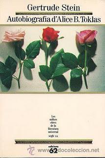 Gertrude Stein, Autobiografía de Alice B. Toklas (descargar)
