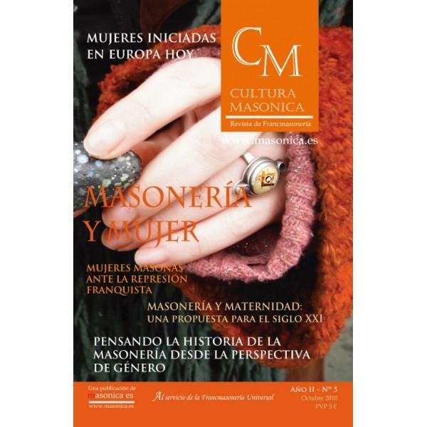 Revista CULTURA MASONICA  Nº 5/Octubre 2010