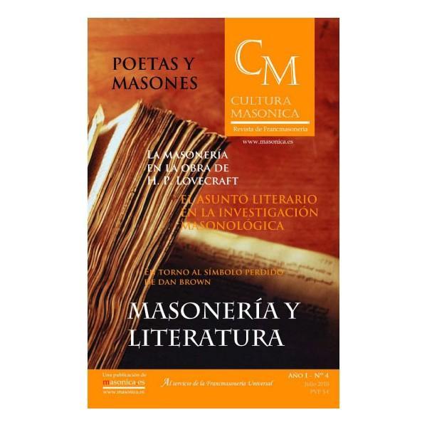 Revista CULTURA MASONICA  Nº 4/Julio 2010