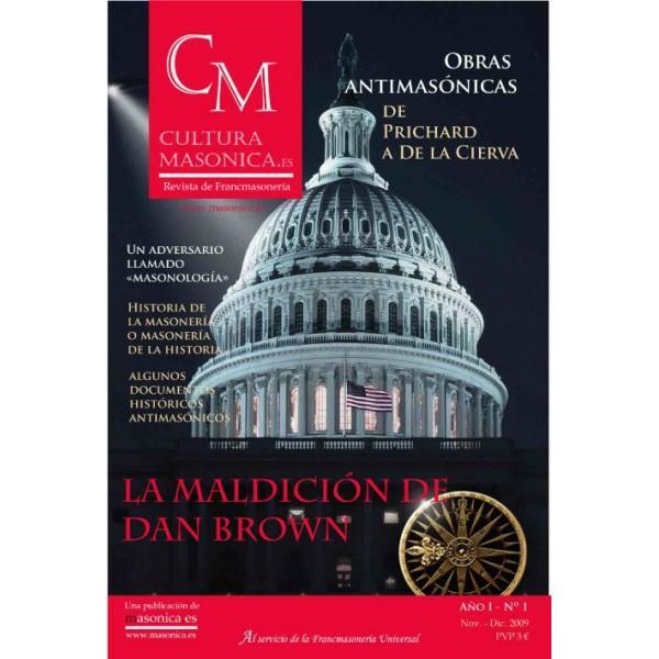 Revista CULTURA MASONICA  Nº 1/Noviembre 2009