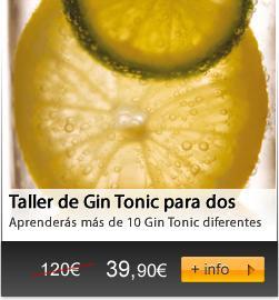 Taller de Gin Tonic para 2