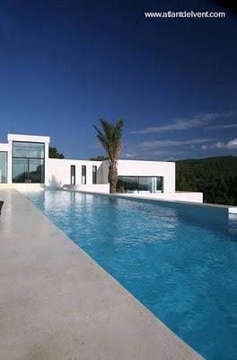 Fotos de piscinas modernas paperblog - Diseno de piscinas modernas ...