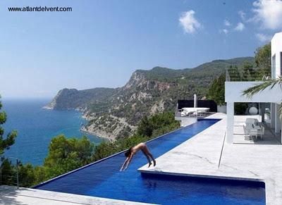 fotos de piscinas modernas paperblog On formas de piscinas modernas