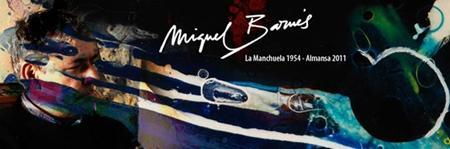 Miguel Barnés, pintor de eternidades