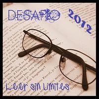Desafío 2012: Leer sin límites.