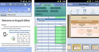 Office gratis para Android