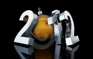 Feliz 2012 a todos los lectores y blogs amigos
