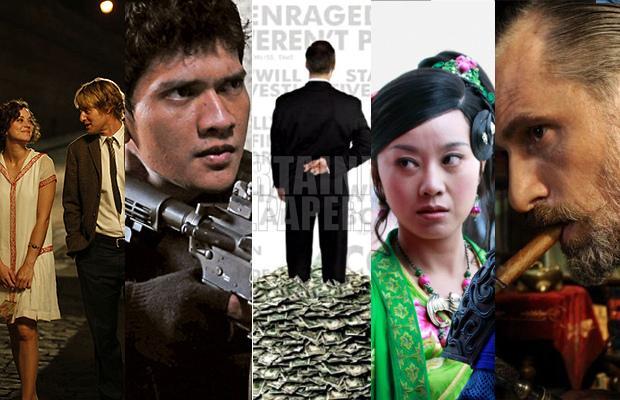 Mis 5 películas favoritas del 2011