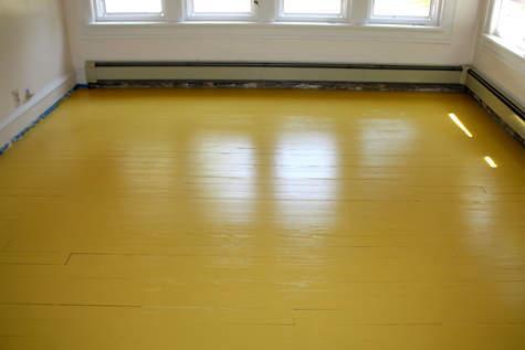 suelo pintado painted floor