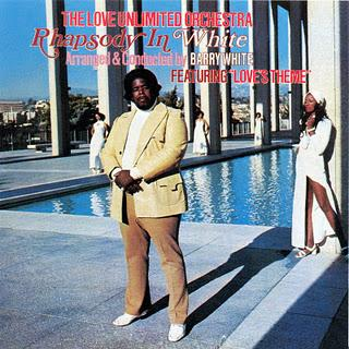 Memorias de tocadiscos, parte 1 (The Love Unlimited Orchestra conducted by Barry White - Love's Theme)