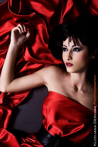 26 atractivas fotografias inspirado en el color rojo