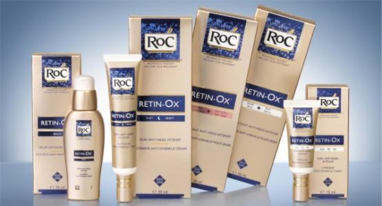 Gama Retin-OX de Roc