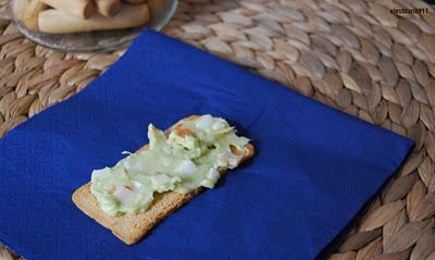 El Recetario: Tostas frescas de aguacate