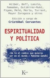 Presentación del #LibroEspiritualidadyPolitica en Madrid el 18 de enero
