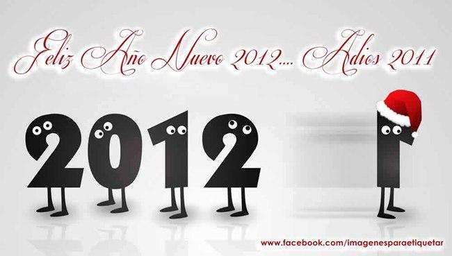 BOOM AVANTI UNIVERSAL: GRACIAS 2011 Y BIENVENIDO 2012