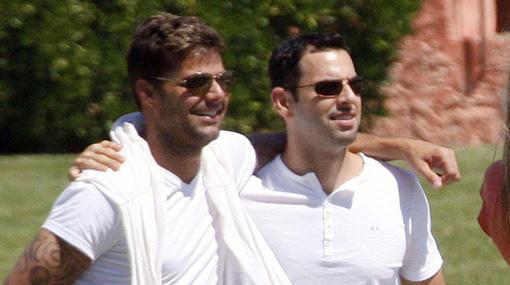 Ricky Martin se casará con Carlos González Abella en Nueva York