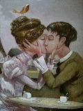 Besos que fueron y no fueron - Roger Olmos y David Aceituno