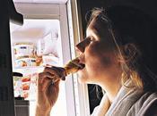 ¿Qué síndrome comedor nocturno?