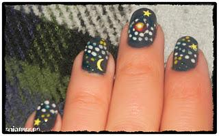 Pintores y pinturas: Hoy, Starry night