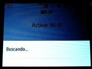 Configuración WiFi Samsung Chat 335 Opera Mini Youtube