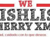 Wishlist Merry Xmas': lista deseos Fnac