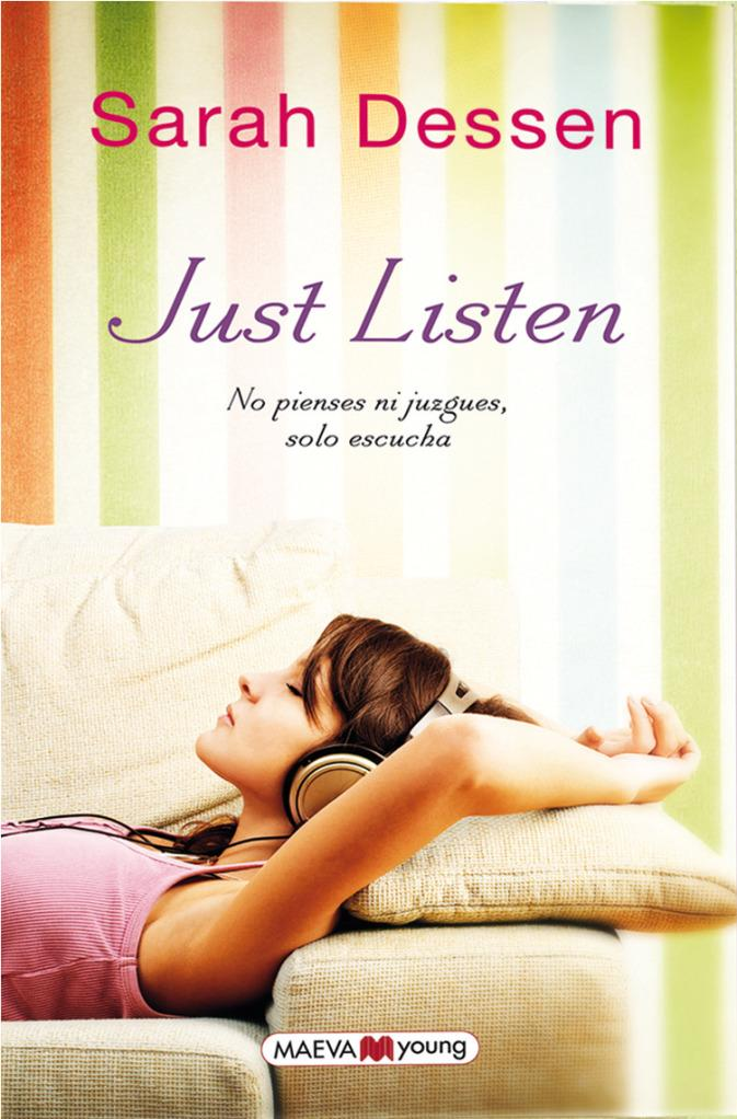 just listen by sarah dessen essay Robyn seglem download with google download with facebook or download with email just listening to sarah dessen.