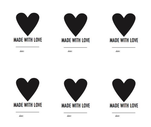 imprimibles personalizamos nuestros regalos paperblog. Black Bedroom Furniture Sets. Home Design Ideas