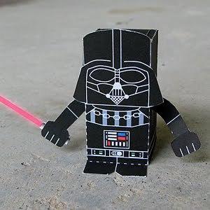 Construye tu propio Darth Vader…